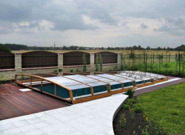 низкие павильоны бассейн