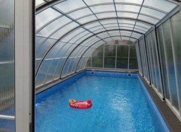 павильоны для бассейна изнутри