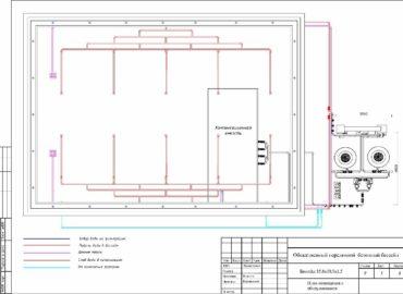 проектирование бассейна водоподготовка
