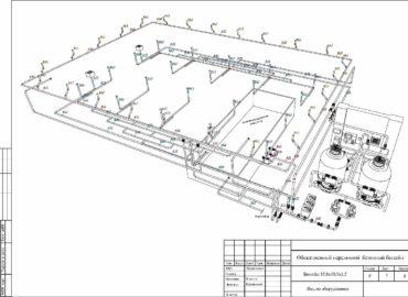 проектирование бассейнов водоподготовки