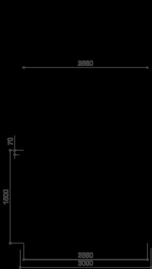 Чаша Бассейна Из Полипропилена круглая 2,86м x 1,5м