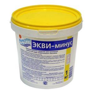 Экви-минус (ведро по 1 кг)