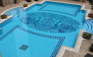 проектирование бассейнов дизайн