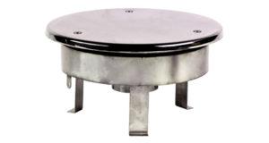 Водозабор с антивихревой крышкой ВЗ.525.2, д.250 2,5″ (внутр.), пленка