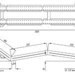 Лежак аэромассажный ЛА.02.0 плитка