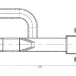 Форсунка гидромассажа 1″ (внутр.) (закладная деталь) ФГ.07