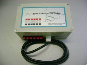 Панель управления LED светильниками без трансформатора YAQ-01