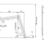 Кресло аэромассажное ЛА.01.0, плитка