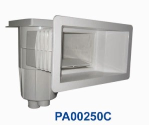 Скиммер под бетон с широким раструбом PA00250С