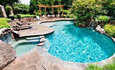 проектирование бассейнов индивидуально