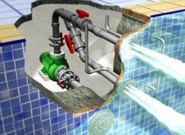 проектирование бассейнов гидромасаж