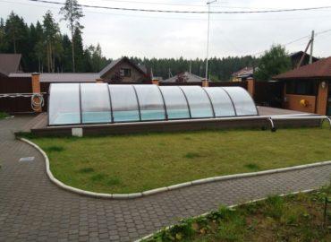 средние павильоны для бассейна