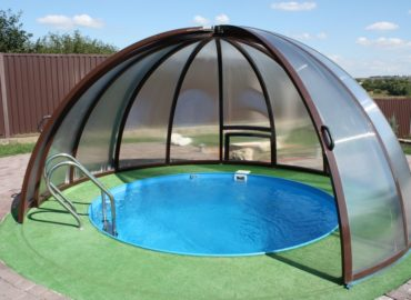 проектирование бассейнов круглых