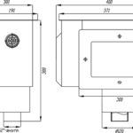 Скиммер СК 20.5 с камерой долива (пленка)
