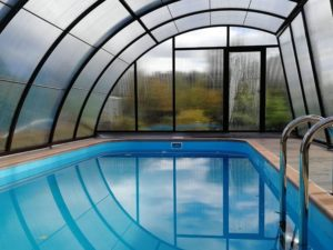 строительство бассейнов крытых фото
