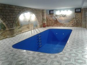 полипропиленовый бассейн фото