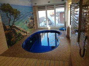 Установка бассейна под ключ фото