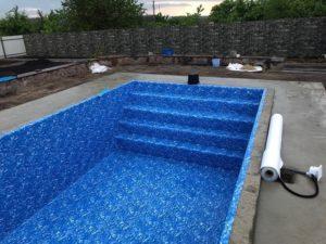 бассейн под ключ бетонный фото