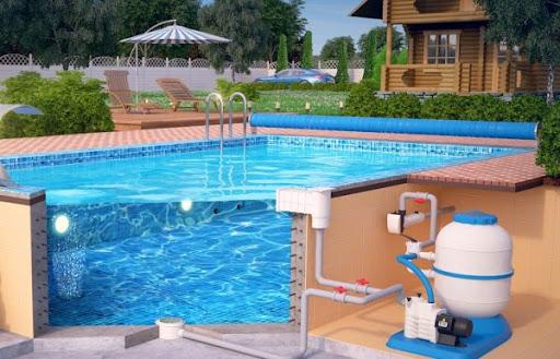 оборудование для бассейнов цена